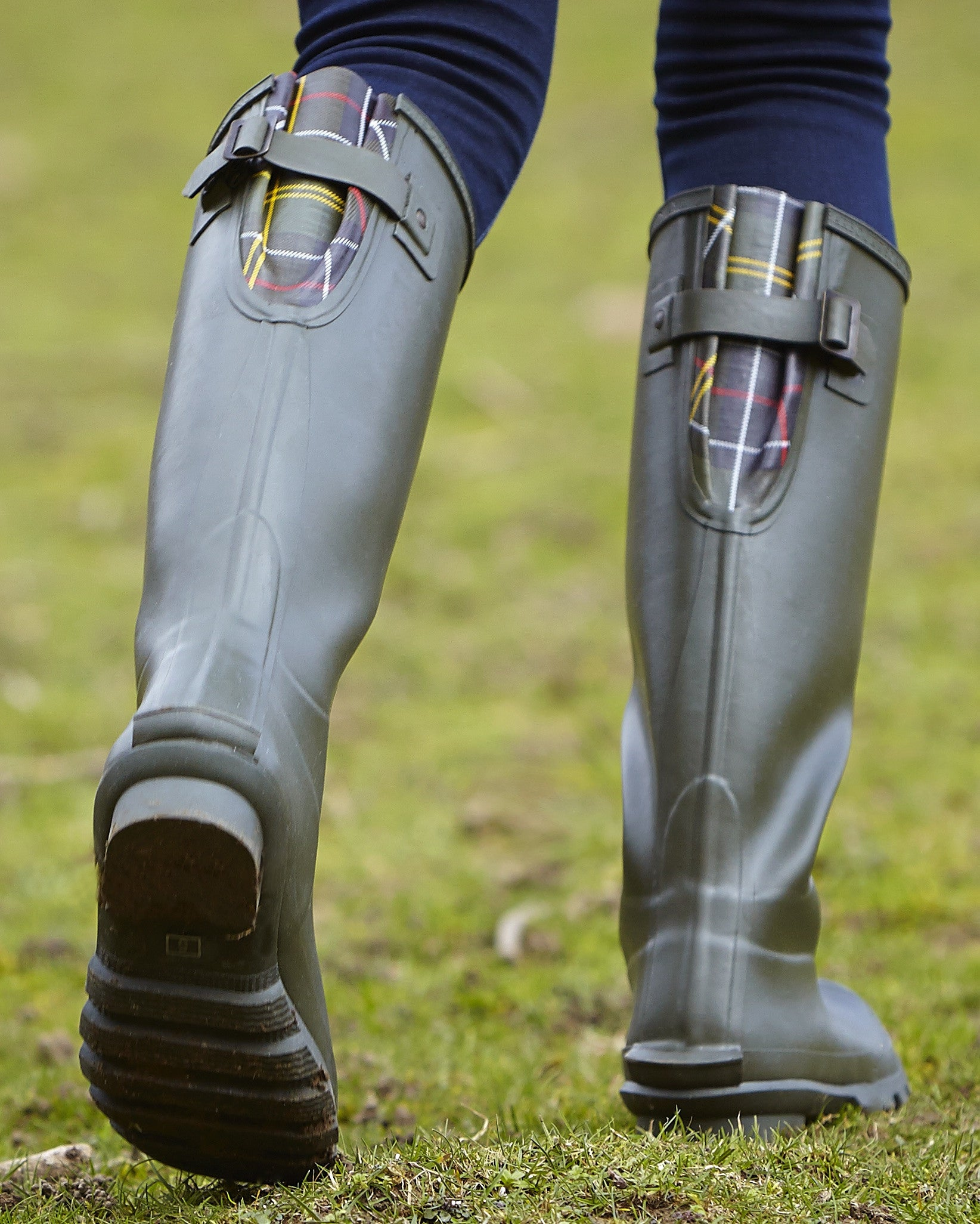 Barbour Boots - New adjustable