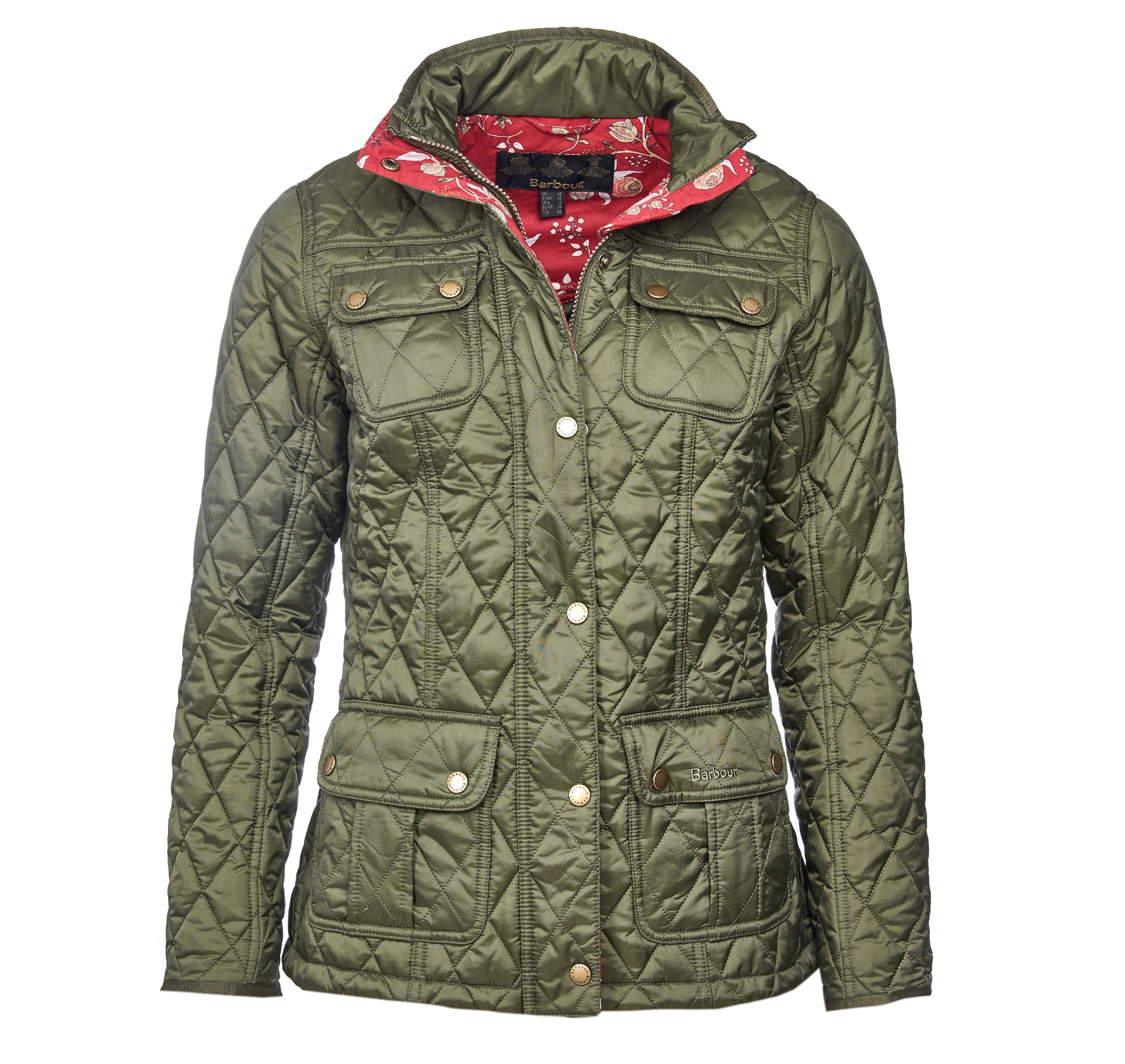 Quilted Barbour Jackets