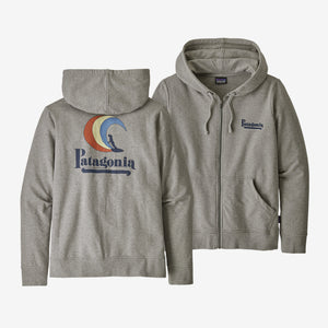 Megztinis On Rail Ahnya Full-Zip Hoody W's