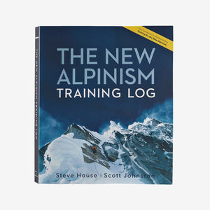 The New Alpinism Training Log (Steve House & Scott Johnston)