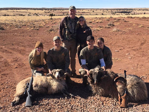 Arizona Ram Only Hunts - Arizona Hunting Club