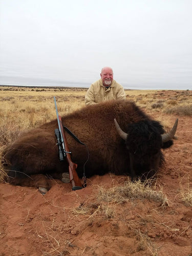 Arizona Buffalo Hunt - Arizona Hunting Club
