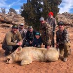 Hog Hunt - Over 300 lbs - Arizona Hunting Club