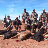 Hog Hunt - Under 300 lbs - Arizona Hunting Club