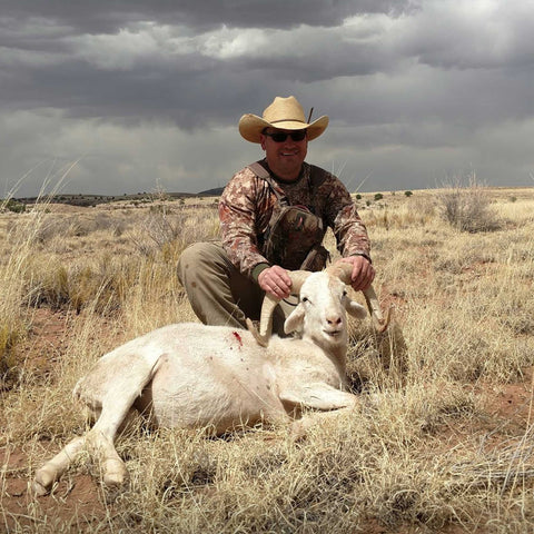 Ram Hunt - Silver - Arizona Hunting Club