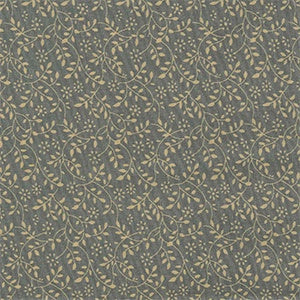 JLC4009 Grey small leaves