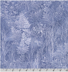 Robert Kaufman A Walk on The Path Lavender