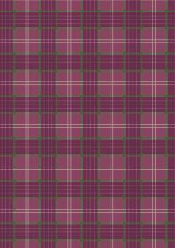 Celtic Coorie Purple Check