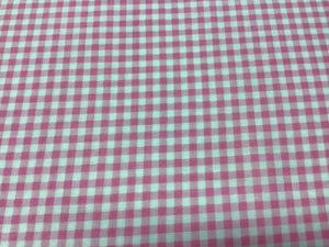 SuzyBee Pink Gingham