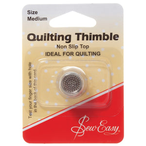 Sew Easy No Slip Thimble Medium