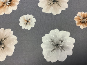 Essence of Pearl Blossoms on Grey