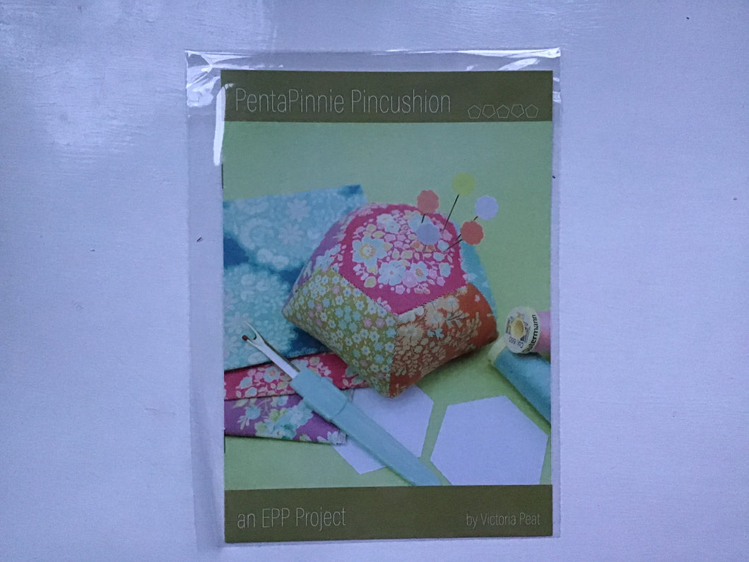 PentaPinnie Pincushion Pattern