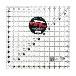 Creative Grids 12.5 x 12.5 inch Square Ruler