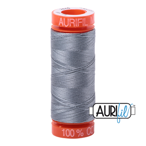 Aurifil Light Blue Grey 2610 50wt 200m