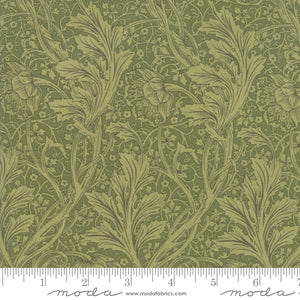Moda May William Morris Studio by V&A  Sage Trollius