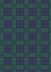 Celtic Coorie Blue & Check