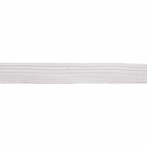 Elastic Cord 13mm White