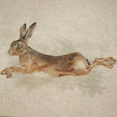 Leaping Hare Panel