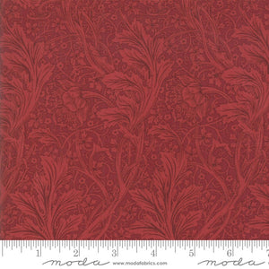 Moda May William Morris Studio by V&A  Crimson Trollius