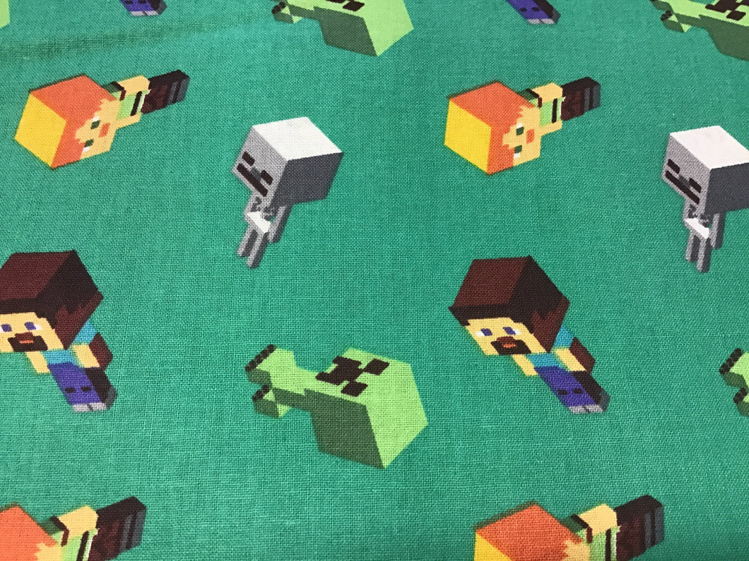 Minecraft Green people