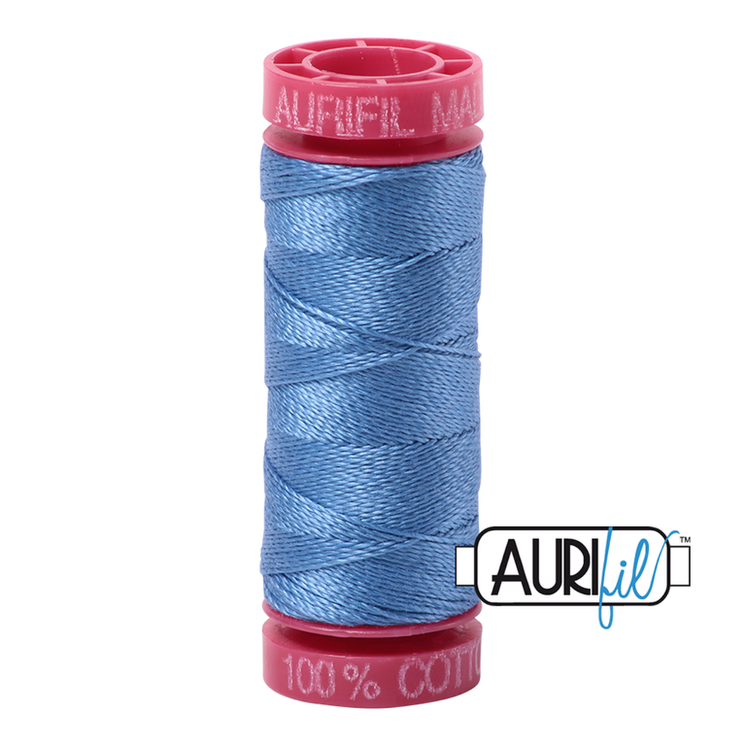 Aurifil 2725 Light Wedgewood 50wt 200m