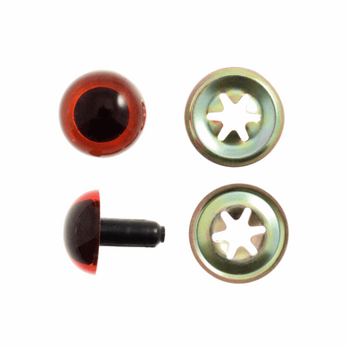 Trimits Amber Safety Toy Eyes 18mm