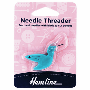 Le Needle Bird Needle Threader and Cutter