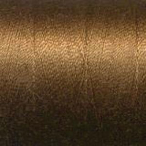 Aurifil Dark Antique Gold 2372 50wt 200m