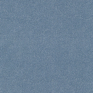 Sevenberry Kasuri Micro pindots on Denim