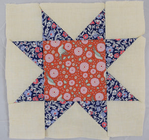 Hand Piecing Workshop at Sacrewell Farm April 25th 1pm to 3:30pm