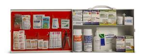 175 2 Shelf First Aid Cabinet