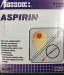 Item #556 Aspirin, 100 Ct