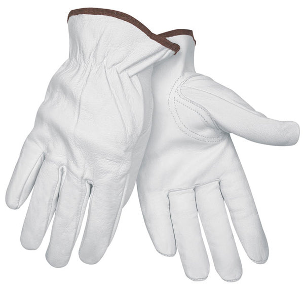 3611 - Drivers glove, Premium Grain Goatskin Leather, Keystone Thumb