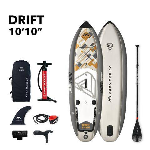 Wildhunter.ie - Aqua Marina | Drift Fishing SUP Inflatable Paddle Board 10'10"