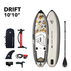 Aqua Marina | Drift Fishing SUP Inflatable Paddle Board 10'10