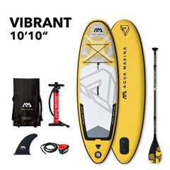 Aqua Marina | Vibrant Youth | SUP Paddle Board 8'0