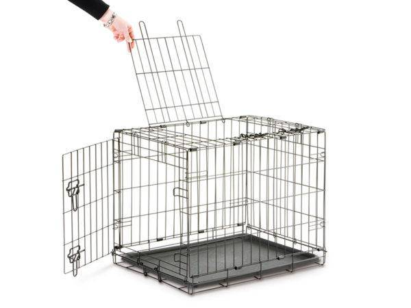 Wildhunter.ie - Savic 50X33X40cm Dog Residence Dog cage -  Dog Items
