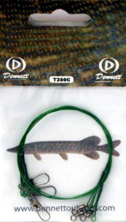 Wildhunter.ie - Dennett | Wire Leader | 30lb -  Fly Fishing