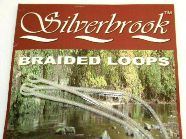 Wildhunter.ie - Silverbrook | Braided Loops | 3pk -  Fly Fishing