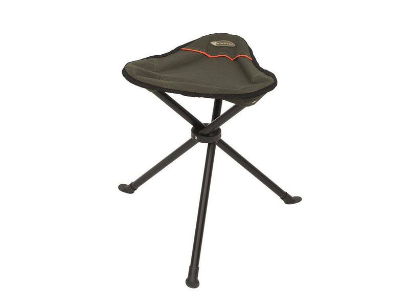 Wildhunter.ie - 3 Legged Chair Foldable Moss Green -  Camping