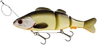 Wildhunter.ie - Westin | Percy the Perch | Inline | 20cm| Sinking | 100g -  Predator
