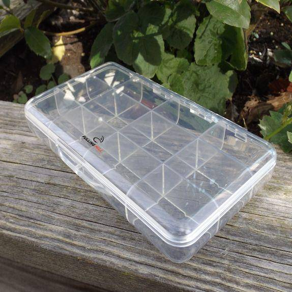 Wildhunter.ie - Fulling Mill | Dry Fly Box |12 comp -  Fly Fishing