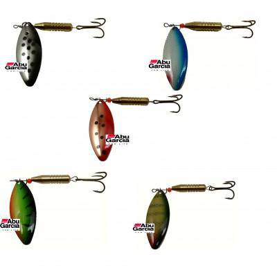 Wildhunter.ie - Abu Garcia | Spinner Assortment -  Game Fishing