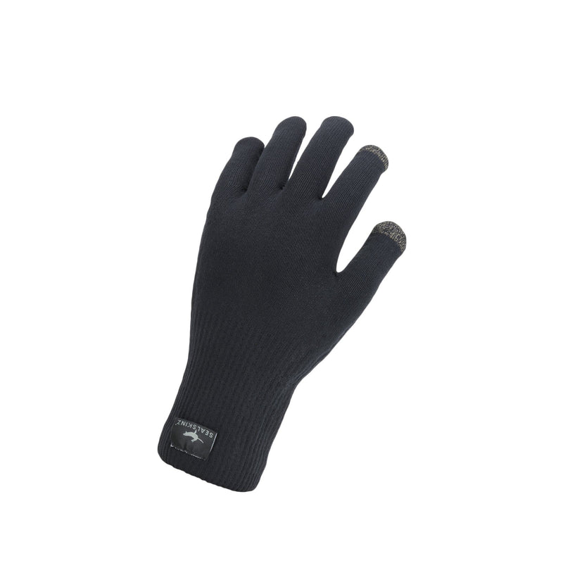 Wildhunter.ie - Sealskinz | Ultra Grip Waterproof Knitted Glove -  Clothing Accessories