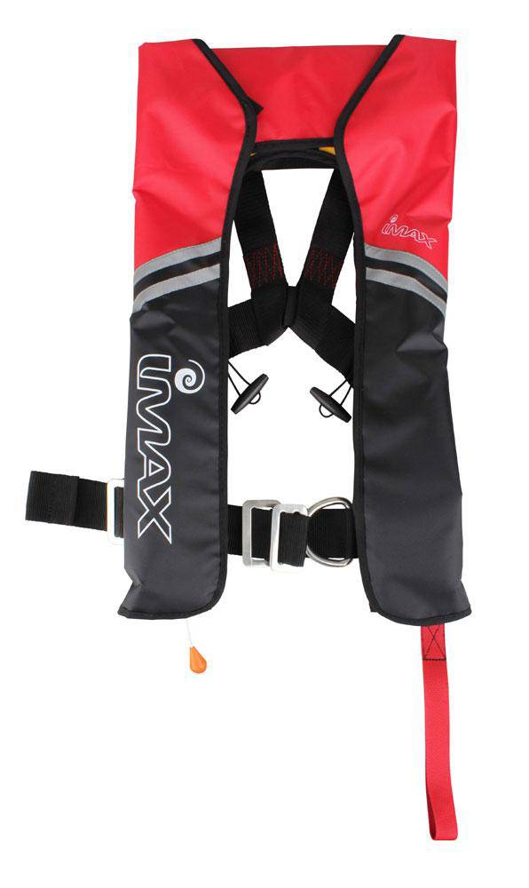 Wildhunter.ie - Imax Life Vest Automatic -  Boat Accessories