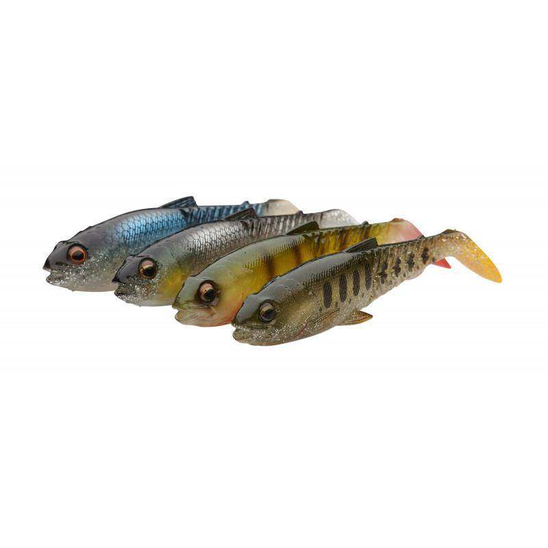 Wildhunter.ie - Savage Gear | Craft Cannibal Paddletail | 8.5cm | 7g | 4pcs -  Predator