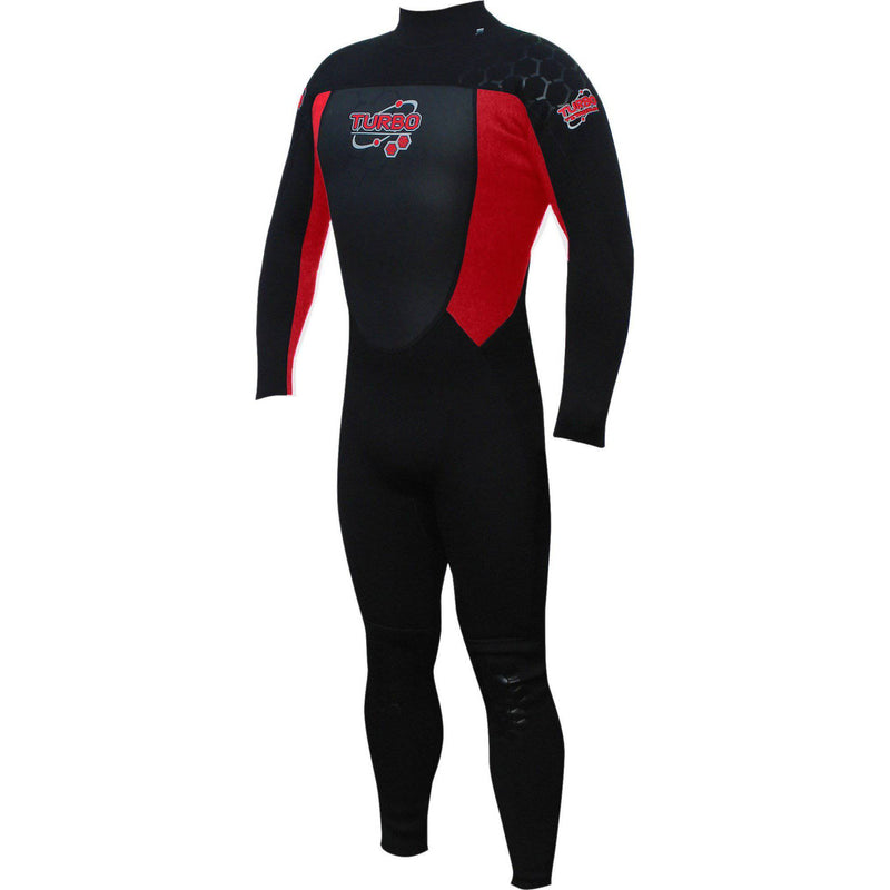 Wildhunter.ie - Twf Turbo Mens Full Wet Suit Black/Red -  Clothing Accessories