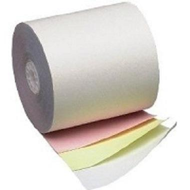 3-Ply Carbonless Paper Rolls