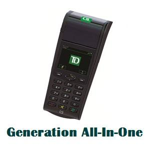 TD Generation All In One Thermal Receipt Paper Rolls