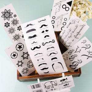 Papel decal inkjet